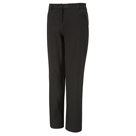 Craghoppers - Black Waterproof Stretch Trousers