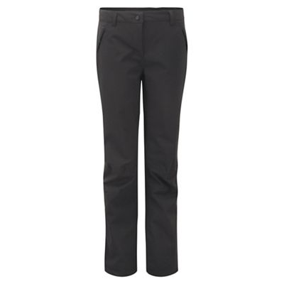 Craghoppers Black airedale trousers - regular leg - . -