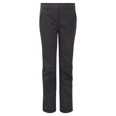Craghoppers Black airedale trousers - short leg - . -