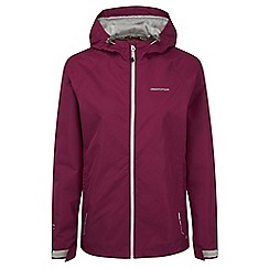 Craghoppers - Deep raspberry reaction lite jkt