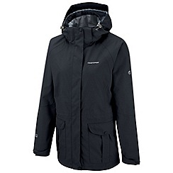 Craghoppers - Black madigan jacket