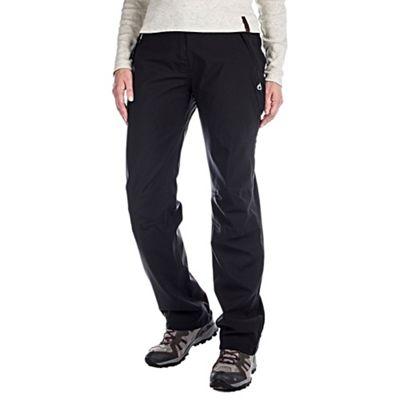 Craghoppers Black aysgarth waterproof trousers - long leg - . -