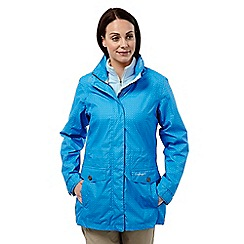 Craghoppers - Aegean blue tallie jacket