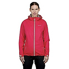 Craghoppers - Candy red ruhi lite jacket