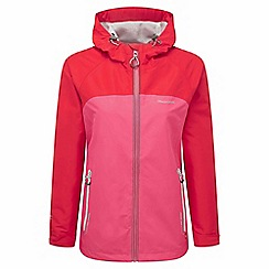 Craghoppers - Electric pink/ red Reaction lite waterproof shell jacket