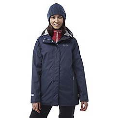 Craghoppers - Night blue Madigan classic waterproof jacket