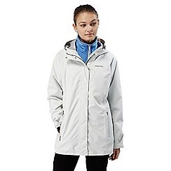 Craghoppers - Dove grey Madigan classic waterproof jacket