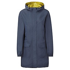 Craghoppers - Soft navy summer parka