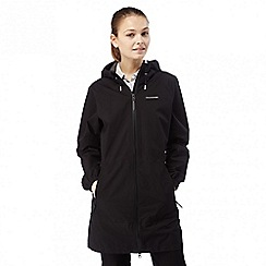 Craghoppers - Black Sofia gore-tex waterproof jacket