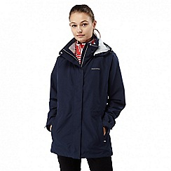 Craghoppers - Night blue Marissa gore-tex interactive jacket