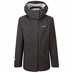 Craghoppers - Charcoal marissa gore-tex waterproof jacket