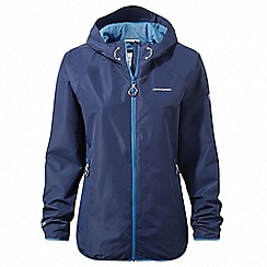 Craghoppers - Blue 'C65' lite waterproof jacket