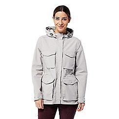 Craghoppers - Grey nosilife 'Forrester' jacket