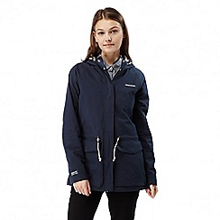 Craghoppers - Soft navy wren waterproof jacket