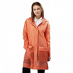 Craghoppers - Bright papaya Tulla lightweight waterproof jacket