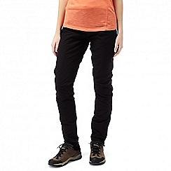 Craghoppers - Black Kiwi pro waterproof trousers - regular length