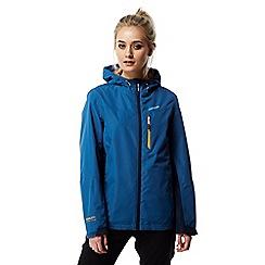 Craghoppers - Deep blue Discovery adventures waterproof jacket