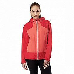 Craghoppers - Fiesta red apex waterproof jacket