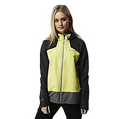 Craghoppers - Charcoal Apex waterproof jacket