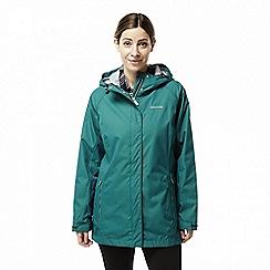 Craghoppers - Green 'Madigan' classic waterproof jacket