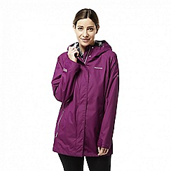 Craghoppers - Pink 'Madigan' classic waterproof jacket