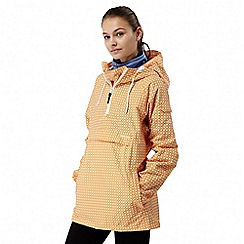 Craghoppers - Orange combo rosa waterproof cagoule
