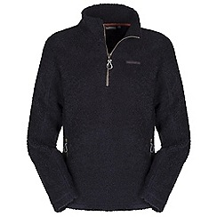 Craghoppers - Dark navy daniels half zip fleece