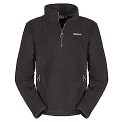 Craghoppers - Black pepper daniels half zip fleece