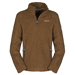 Craghoppers - Dirty olive daniels half zip fleece