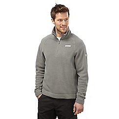 Craghoppers - Quarry grey wainton half zip