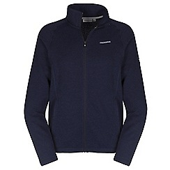 Craghoppers - Dark navy caleb full-zip fleece