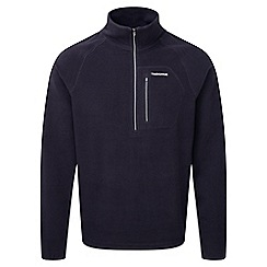 Craghoppers - Dark navy flin fleece