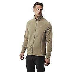 Craghoppers - Camel Sifton insulating fleece jacket
