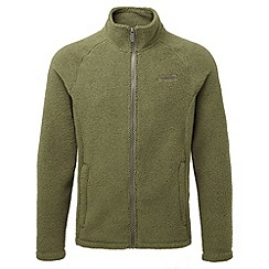 Craghoppers - Dark moss Sifton insulating fleece jacket