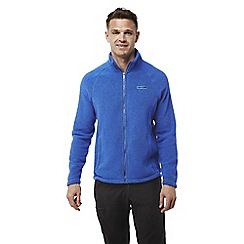 Craghoppers - Sport blue Sifton insulating fleece jacket