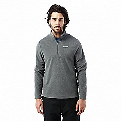Craghoppers - Black pepper marl Corey iii half-zip fleece