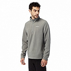 Craghoppers - Quarry grey marl Corey half zip fleece