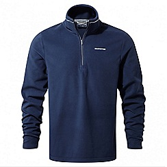 Craghoppers - Night blue Corey half zip fleece