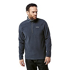 Craghoppers - Blue 'Corey' half zip fleece
