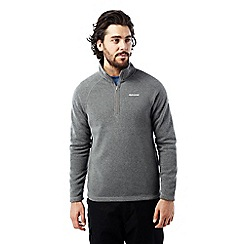 Craghoppers - Quarry grey Walton half zip fleece