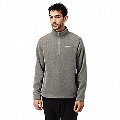 Craghoppers - Quarry grey Mason half zip insulating fleece