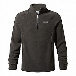 Craghoppers - Grey 'Barston' half zip fleece