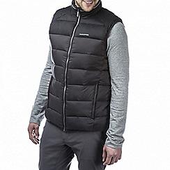 Craghoppers - Black 'Bennett' water resistant vest