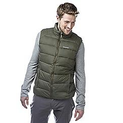 Craghoppers - Parka green bennett vest