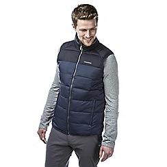 Craghoppers - Dk navy/royl bennett vest