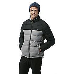Craghoppers - Quarry grey Bennett lightweight insulating jacket