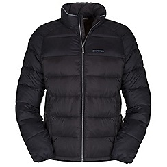 Craghoppers - Black/blapepper bennett jacket