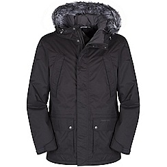 Craghoppers - Black pepper atkinson parka