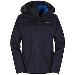 Craghoppers - Dark navy/blue bateson 3in1 jacket
