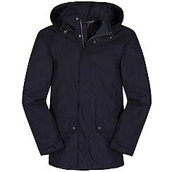 Craghoppers - Dark navy brampton jacket